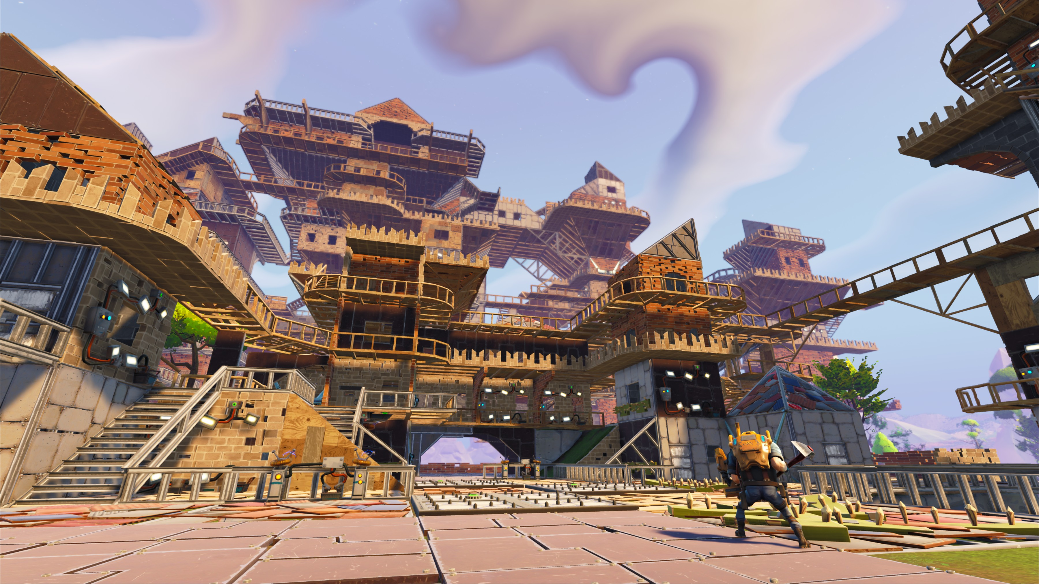 Fortnite New Gameplay From Epic Games | Escapist News Now ...