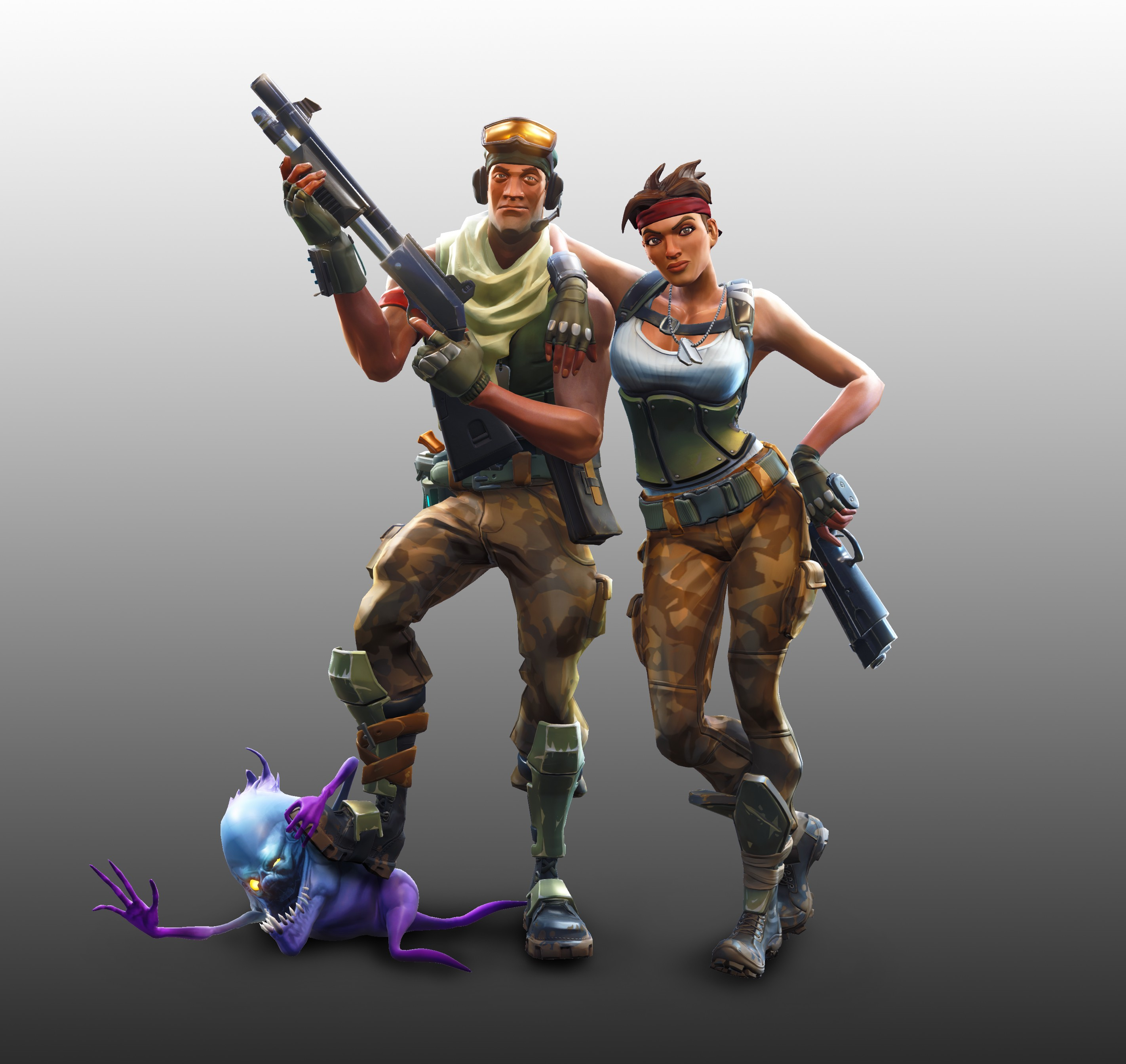 Fortnite New Gameplay From Epic Games  Escapist News Now -7646