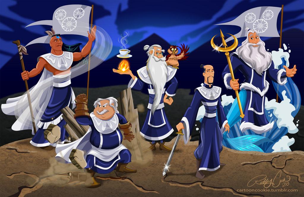 Disney Avatar The Escapist