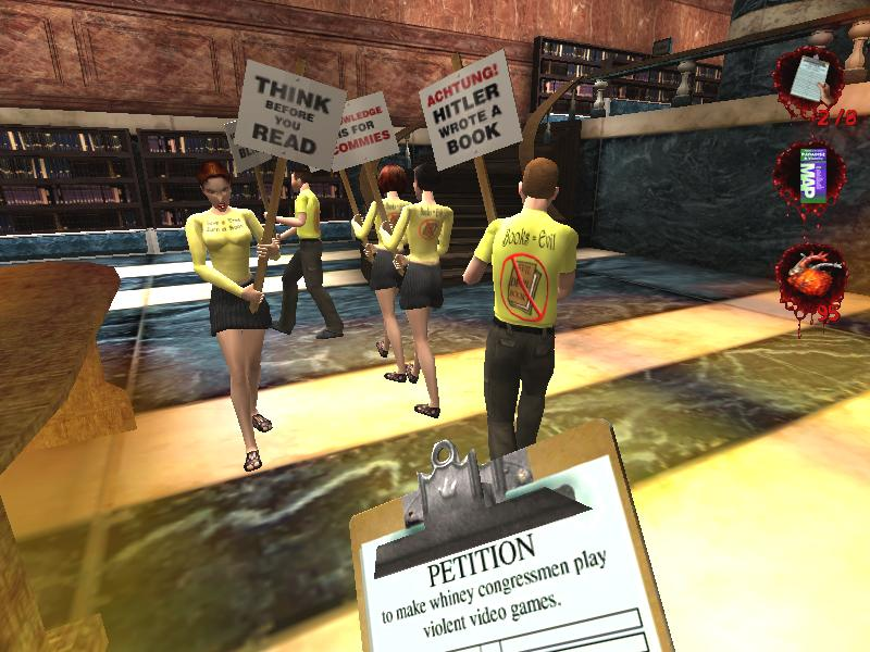 Postal 2 Review Gallery The Escapist