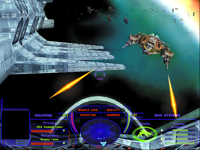 The 15 Best Space Combat Sims of All-Time   Video Games