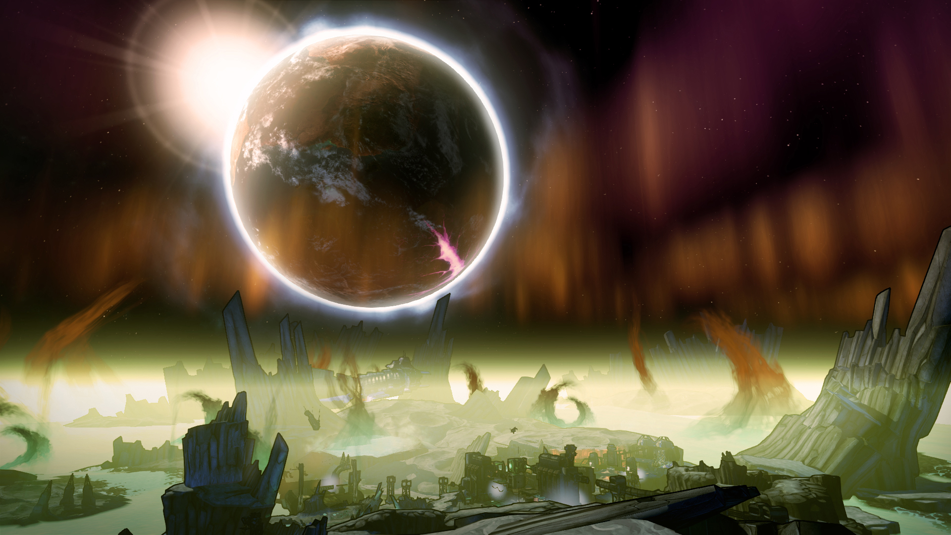 Borderlands: The Pre-Sequel! - Nisha the Lawbringer
