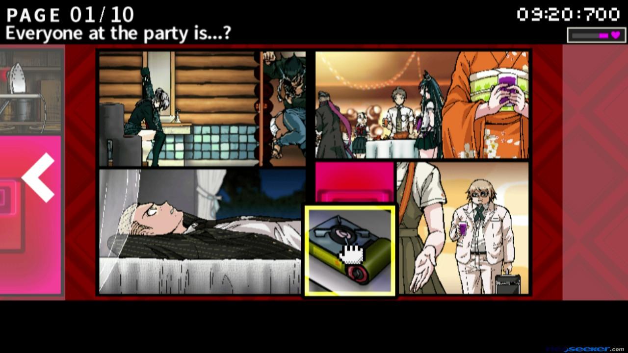 Danganronpa 2 Screenshots Indicate New Class Trial Minigames