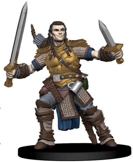 Paizo Previews Pathfinder Iconic Heroes Miniatures Lineup | The Escapist