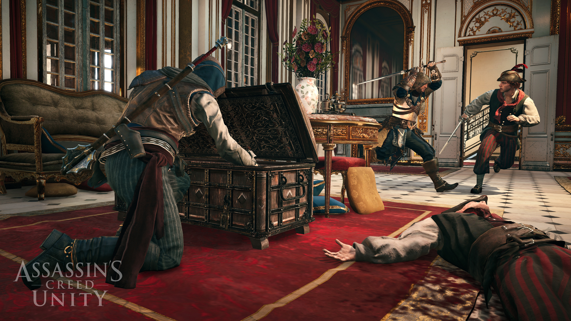Assassin's Creed Unity Preview - Hands-On With Co-Op