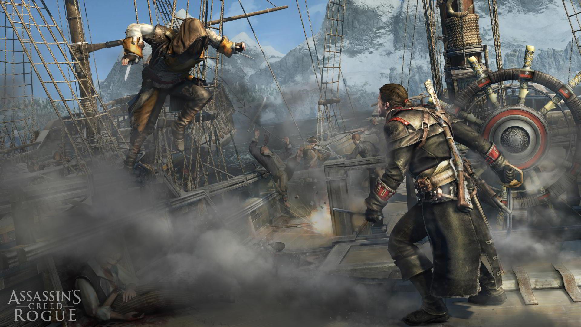 Assassin S Creed Rogue Preview Screenshots The Escapist