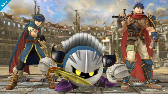 Competition-Banned Meta Knight Returns in Super Smash Bros