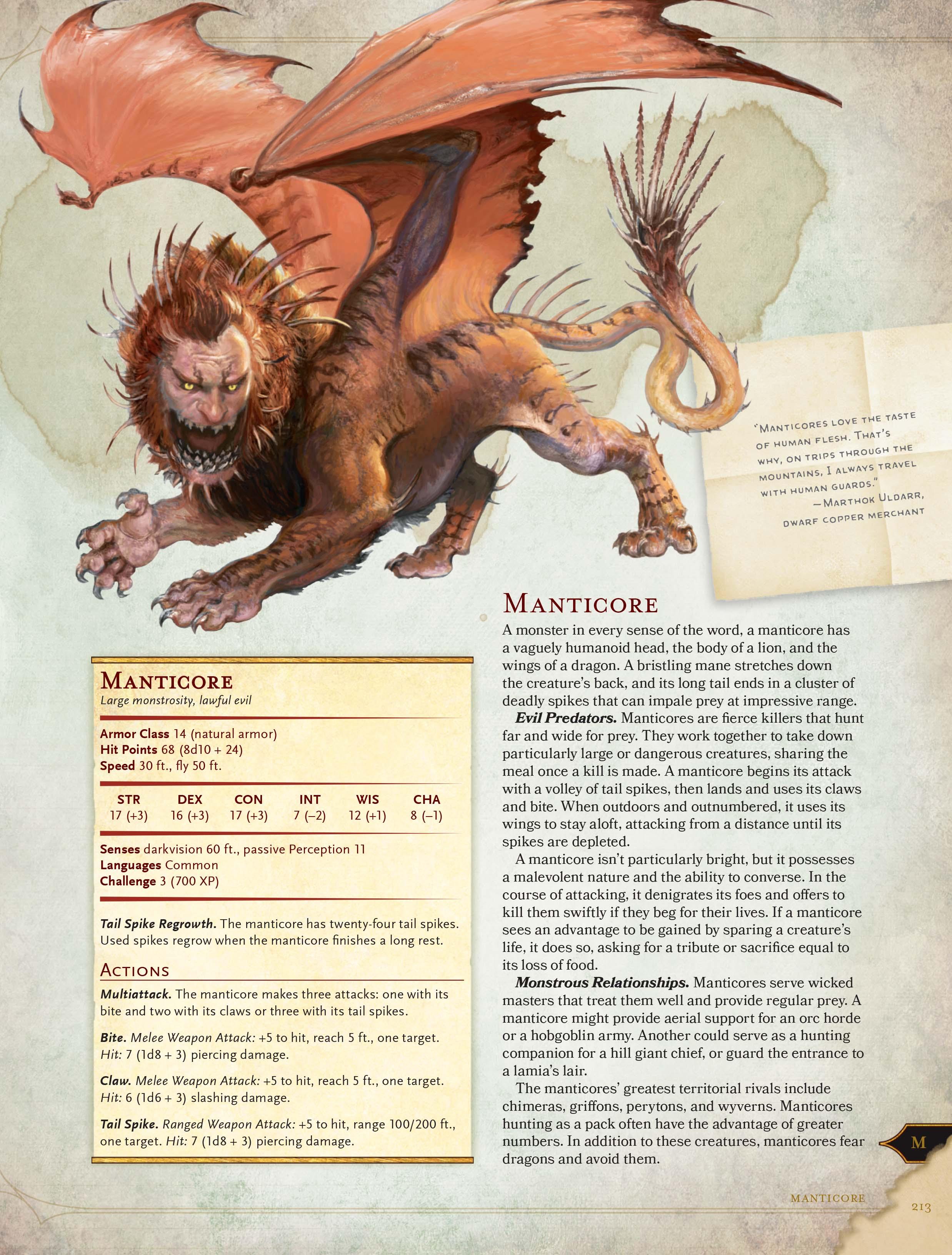 Review Monster Manual 5e D U0026d U2014 Dungeon U0026 39 S Master Manual Guide