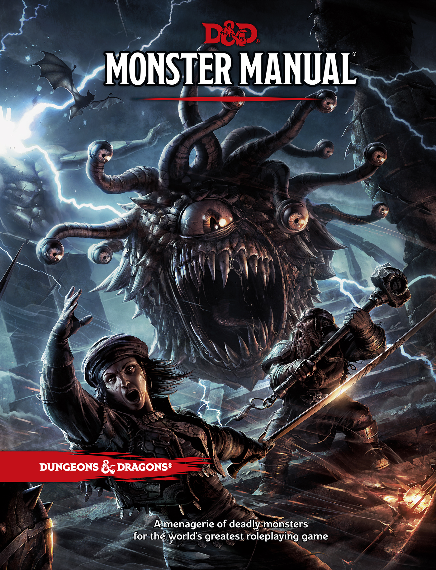 D&D 5th Edition Monster Manual Review for Dungeons & Dragons | Reviews |  The Escapist