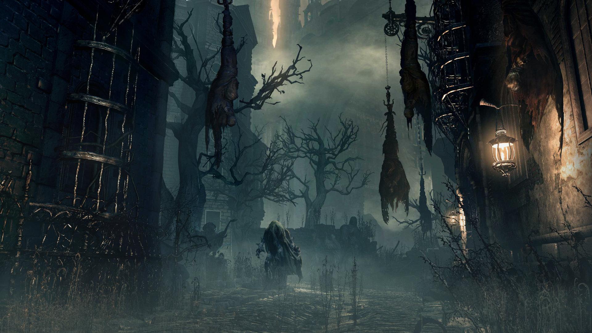 Bloodborne Has The Pedigree Of The Dark Souls Series