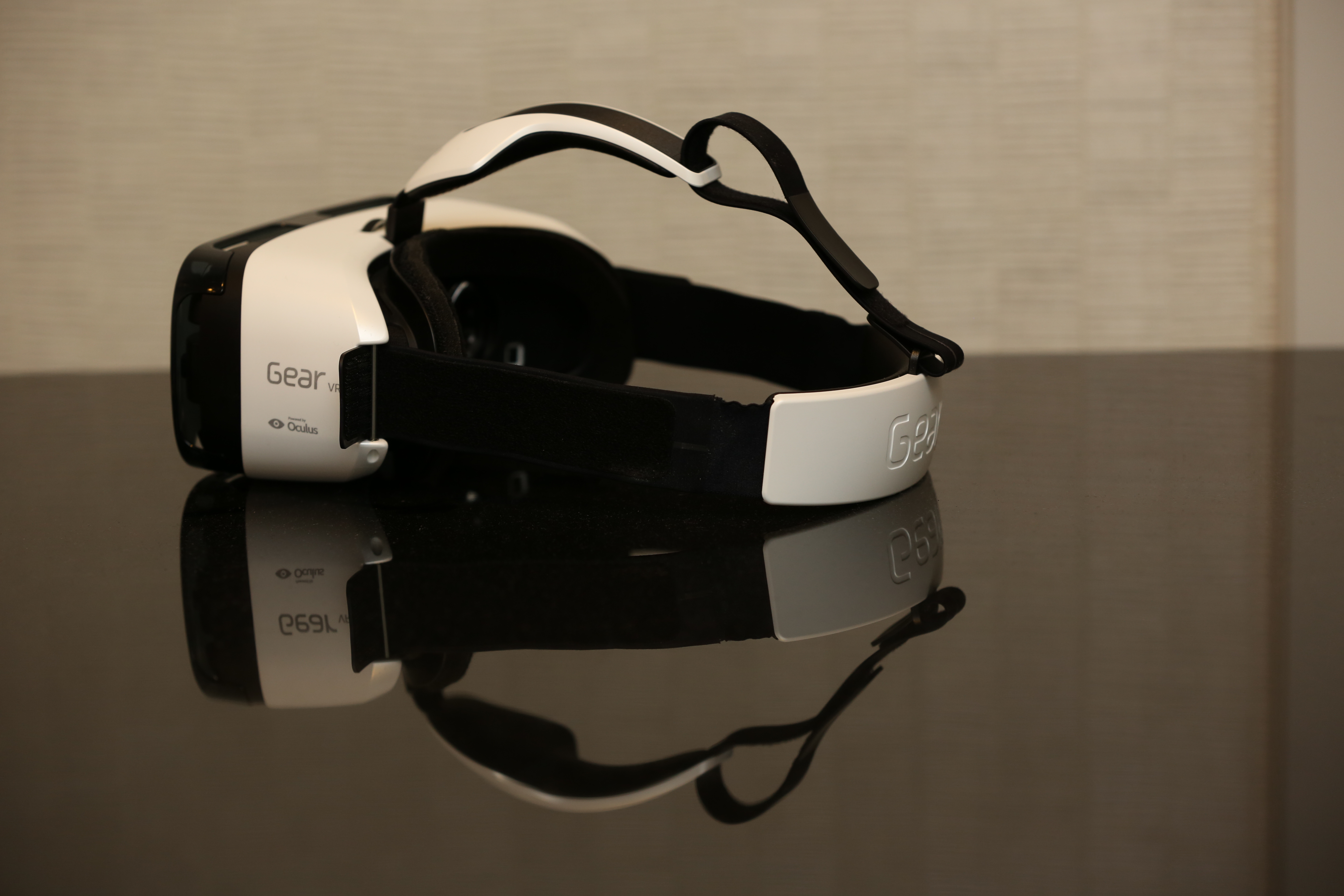 69fa92481ae1 Gear VR is a two-part system  The Samsung Galaxy Note 4 is dropped into a  standalone