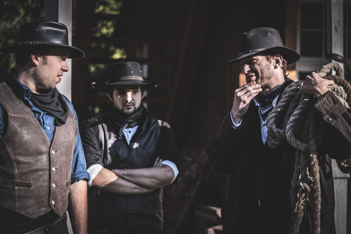 The Wild West is Back In an Unbelievably Accurate LARP