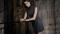 Thea Queen (played by Willa Holland).  Photo Credit: The CW.