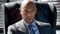 Walter Steele (played by Colin Salmon).  Photo Credit: The CW.