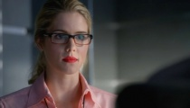 Felicity Smoak (played by Emily Bett Rickards). Photo Credit: The CW.