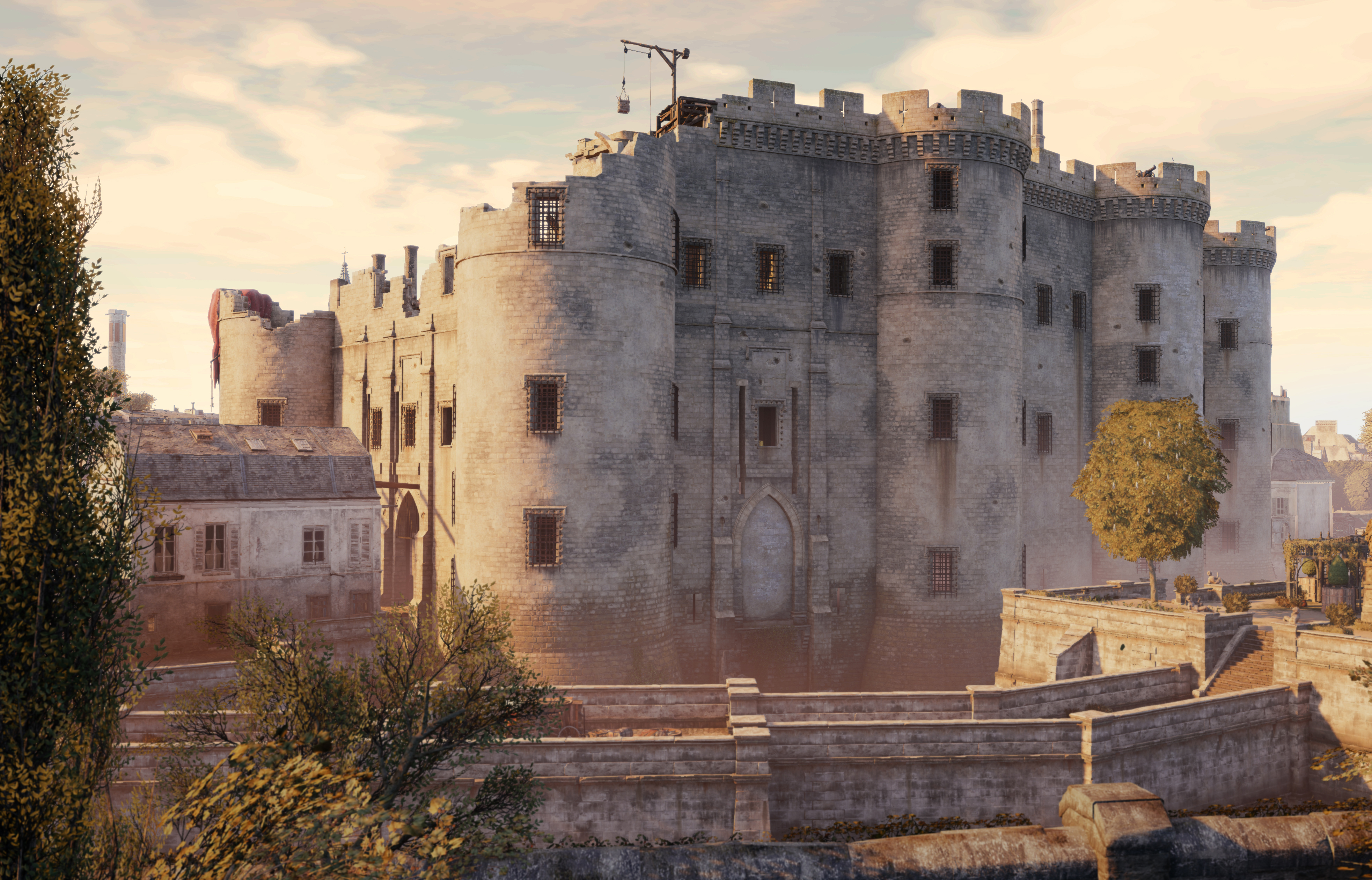Building Paris In Assassin S Creed Unity Featured