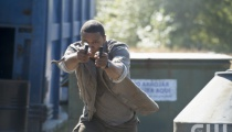 David Ramsey as John Diggle. Photo: Diyah Pera/The CW