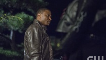 David Ramsey as John Diggle. Photo Credit: Cate Cameron/The CW.