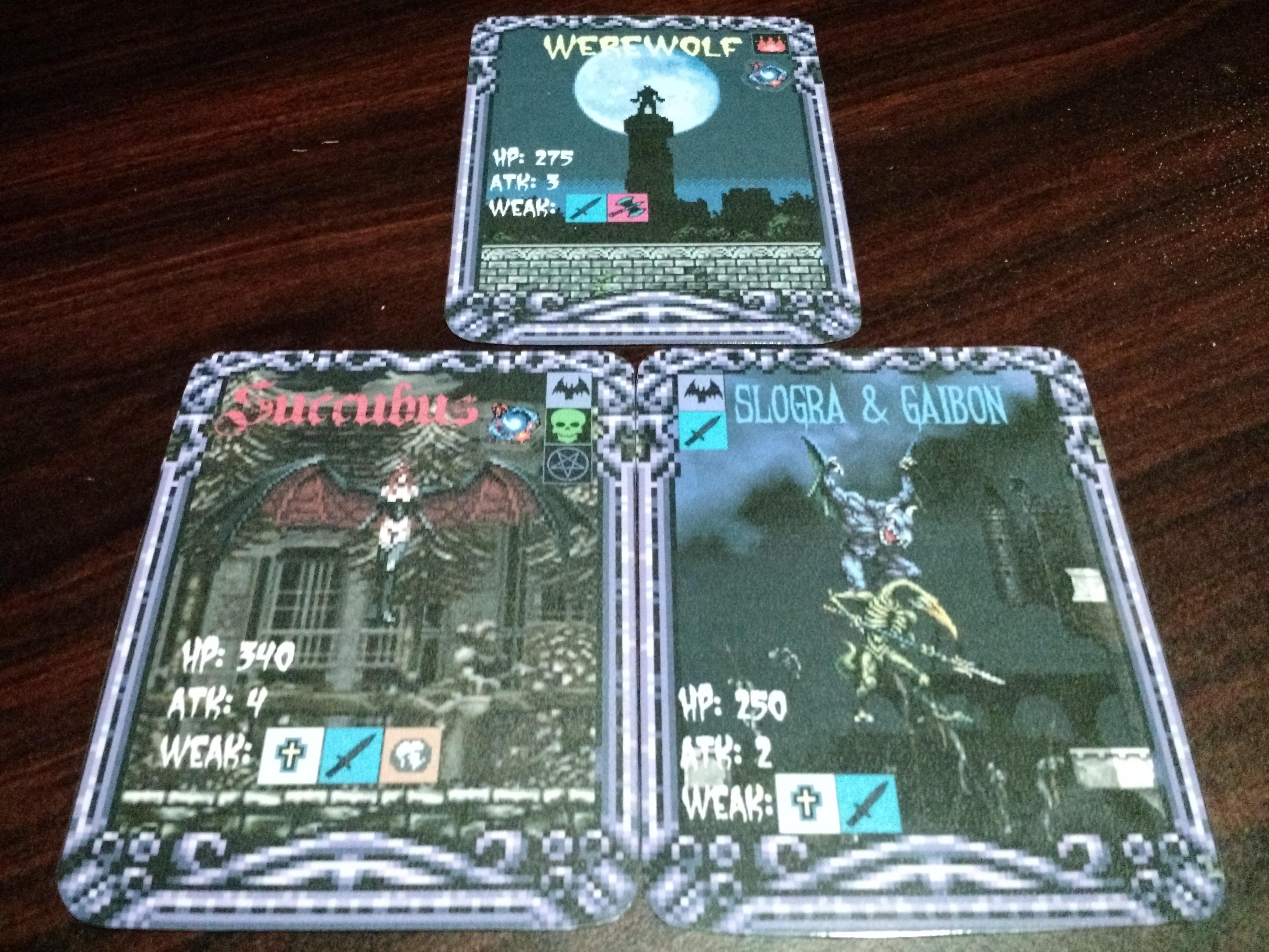 Castlevania Board Game Gallery The Escapist