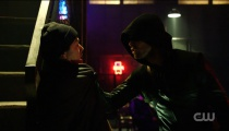 Stephen Amell as The Arrow. Photo Credit: The CW.