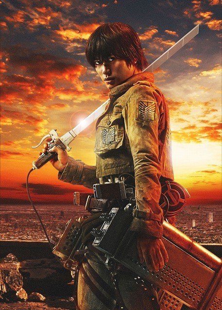 Attack On Titan Live-Action Movie Cast Debuted In Character ...