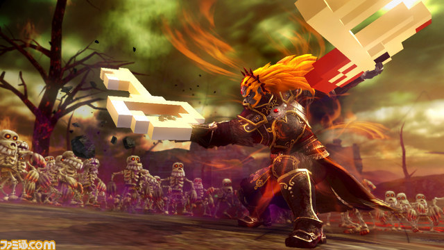 Twilight Princess's True Form To Be Playable in Hyrule Warriors - Update