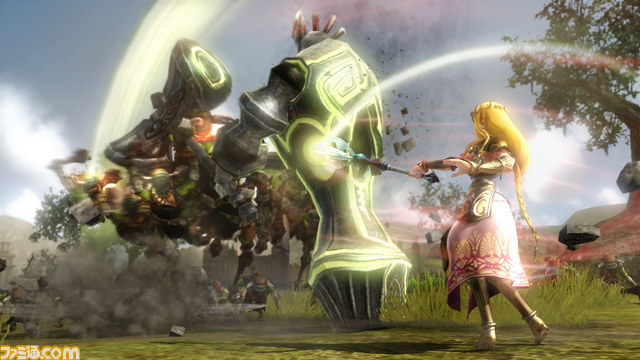 Twilight Princess S True Form To Be Playable In Hyrule Warriors Update