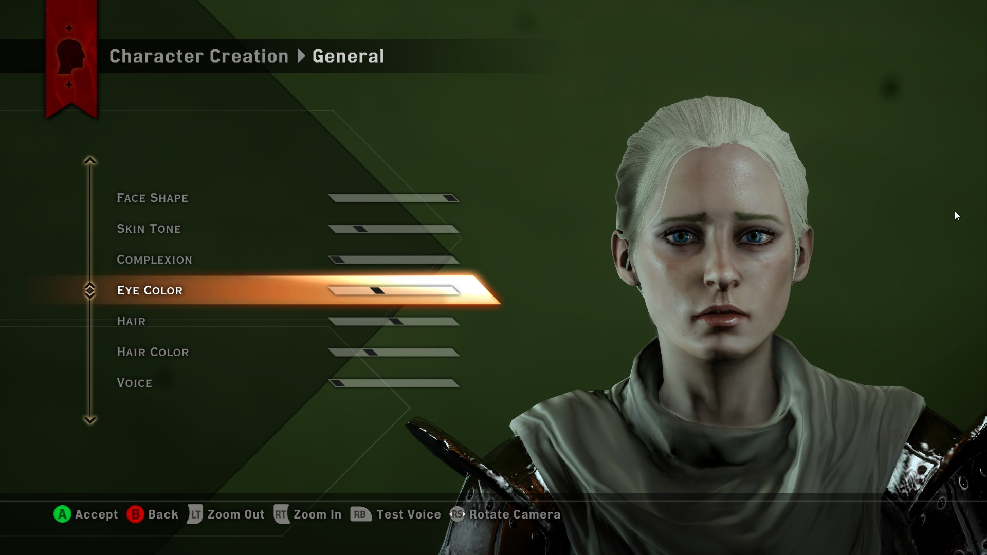Game Of Thrones Daenerys Targaryen Recreated In Dragon Age