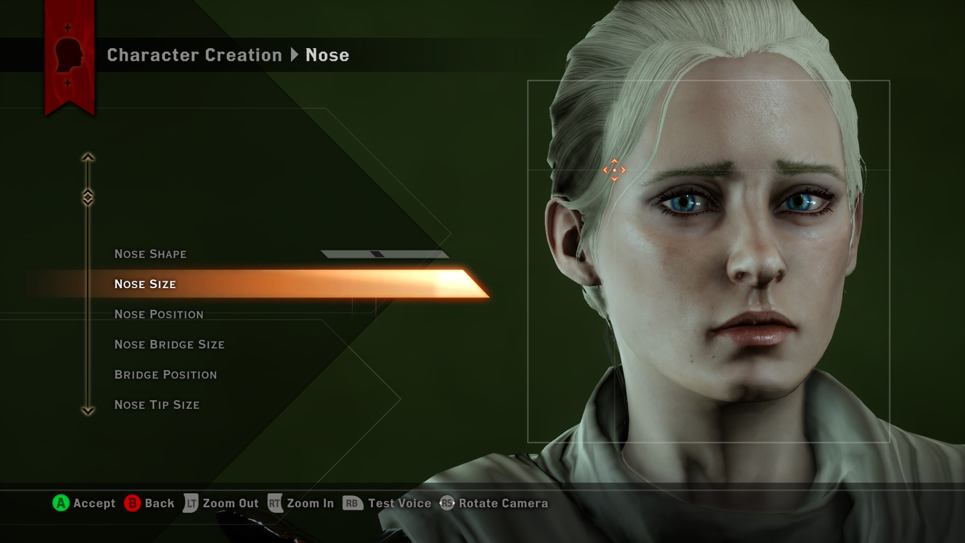 Where is the mirror to change your appearance? Dragon Age ...