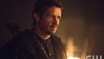 Matt Nable as Ra's al Ghul. Photo Credit: Cate Cameron/The CW