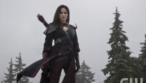 Katrina Law as Nyssa al Ghul. Photo Credit: Cate Cameron/The CW