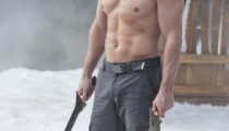 Stephen Amell as Oliver Queen. Photo Credit: Cate Cameron/The CW