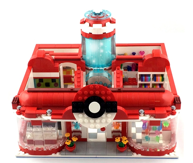 Pokemon Center Lego Ideas Set The Escapist