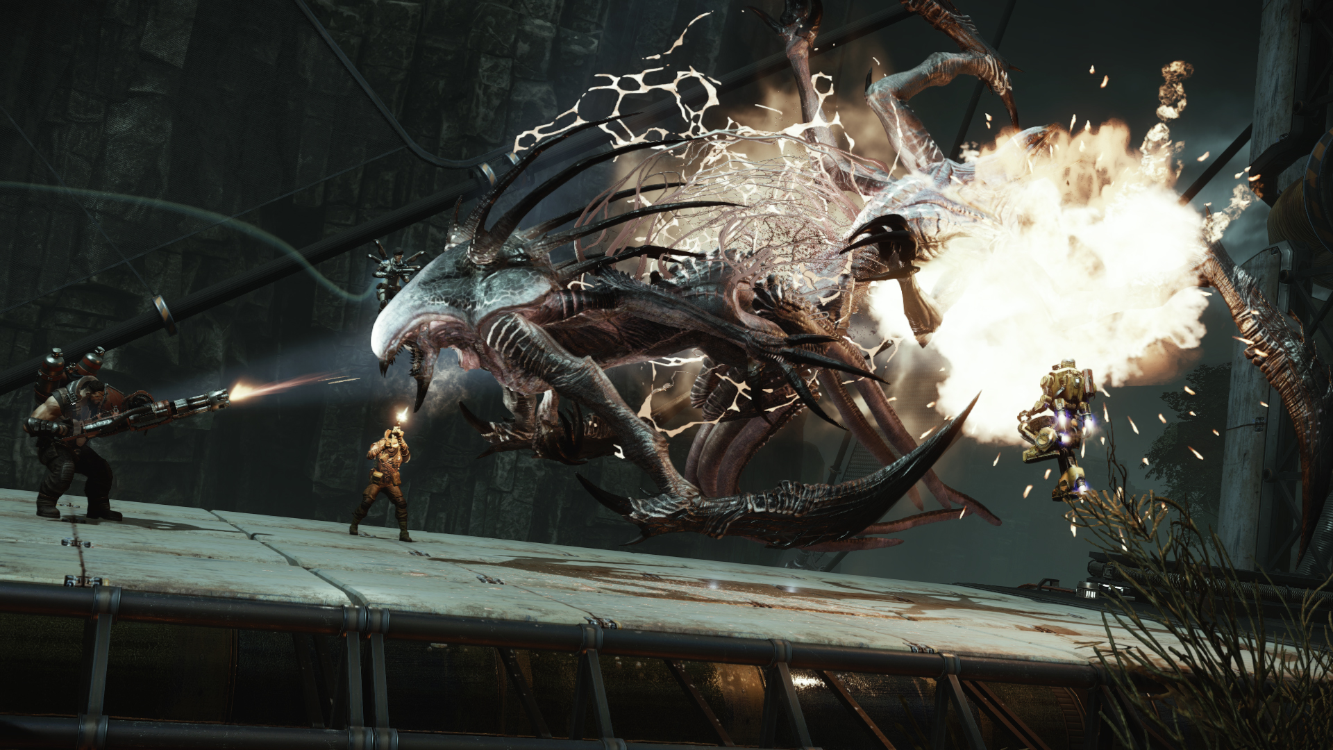 Evolve Preview Wraith Previews The Escapist Power Relay Either Way I Cant Wait To Jump Back Into Role Of When Launches Feb 10 For Xbox One Ps4 And Pc