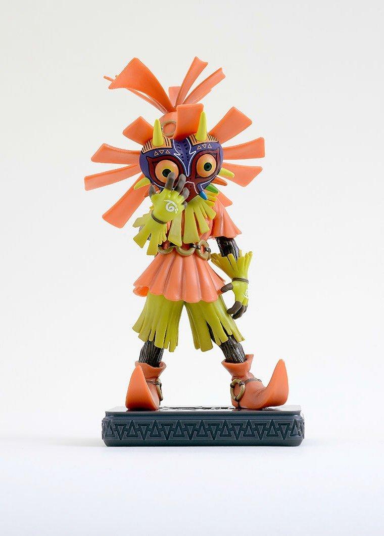 Majora's Mask 3D Limited Bundle Includes Skull Kid Figurine