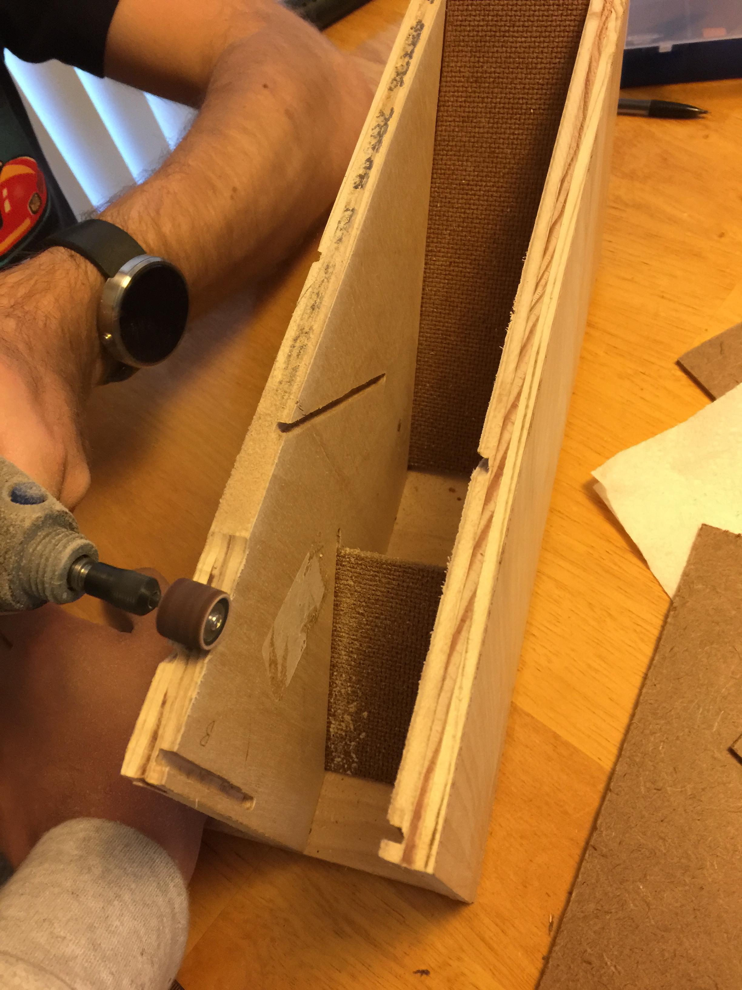 Wooden DM Screen Custom | The Escapist