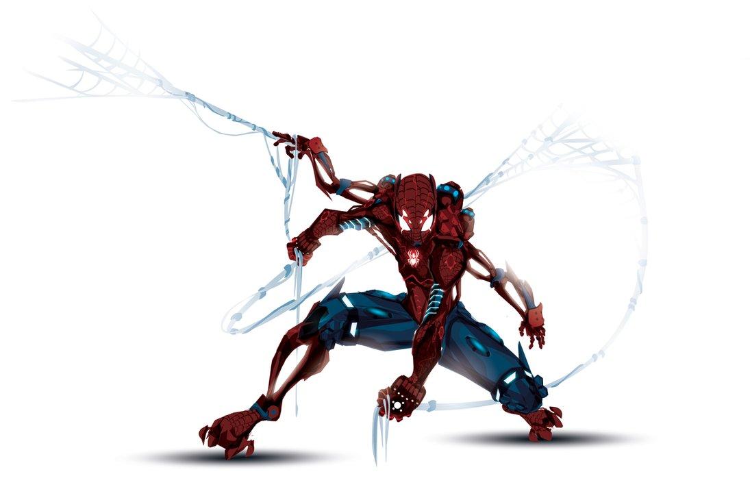 Fan Art Re Imagines Geek Favorites As Robo Warriors The Escapist