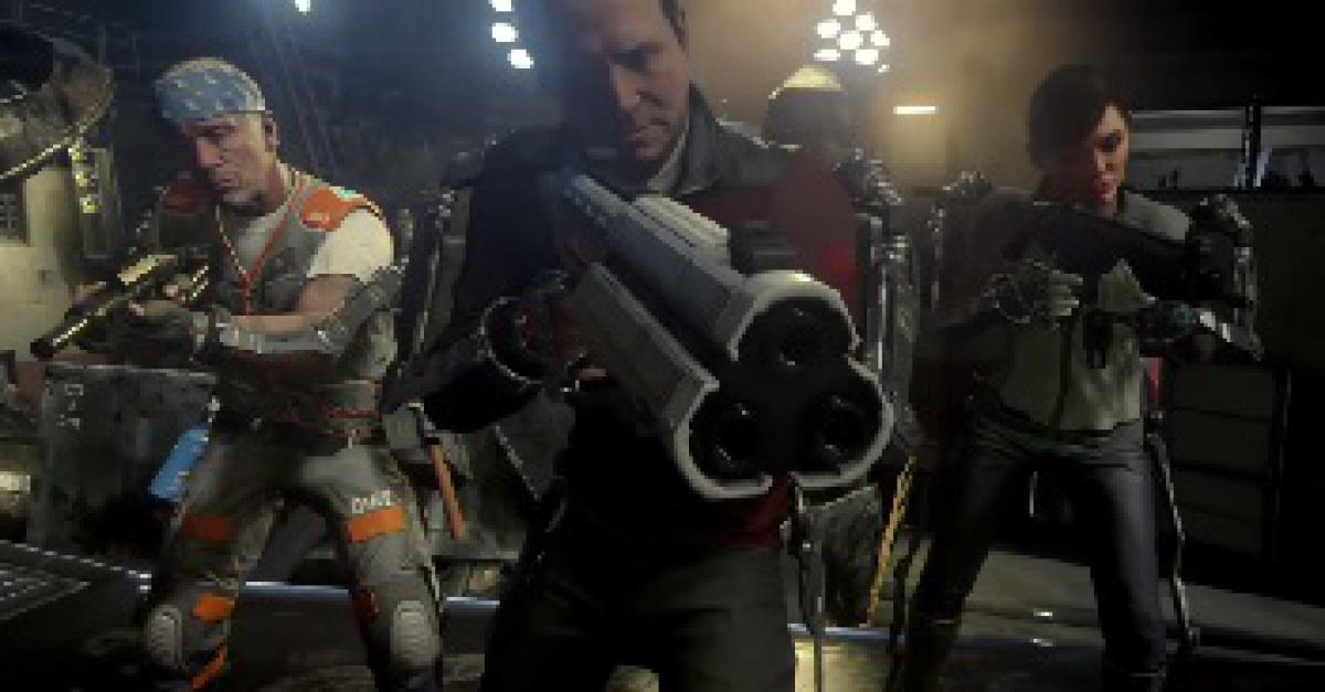 Advanced Warfare Exo Zombies Diamond Weapon Upgrade Easter Egg Walkthroughs The Escapist