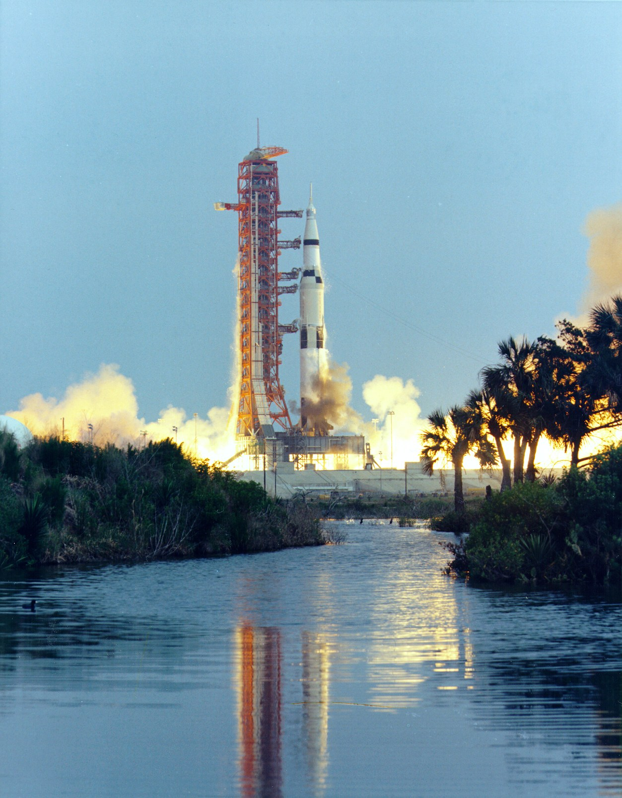Apollo 13 Incurred A Towing Charge To NASAs North America ...