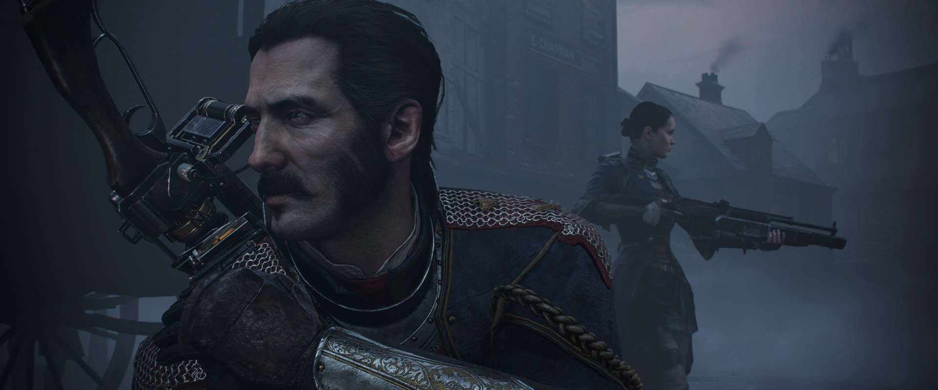 The Order 1886 - Lets Play - Part 8 - [Under Siege