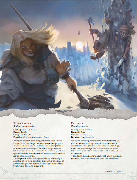 Download The D&D 5e Elemental Evil Player's Companion For Free