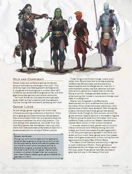 Wizards of the Coast Releases Dungeons & Dragons Elemental