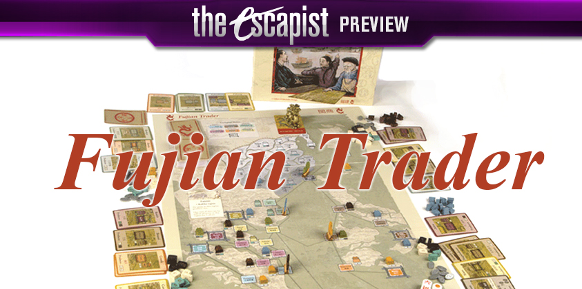 Fujian Trader Review - A Historical Game Using Actual History | Reviews | The Escapist