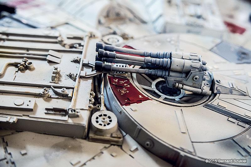 Polish Papercraft Artist Creates Amazing Millennium Falcon