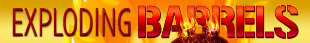 Exploding Barrels
