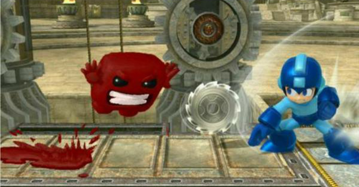 Team Meat Want Super Meat Boy In Smash Bros The Escapist