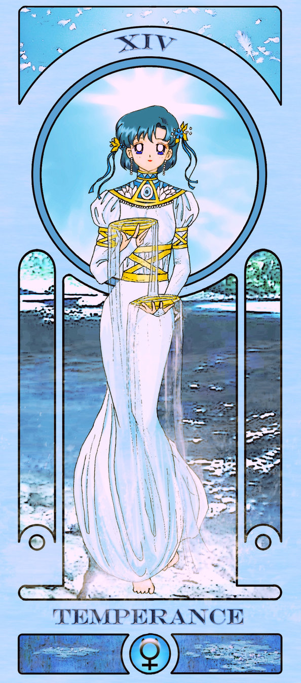 Sailor Moon Tarot Cards Will Make You Want Your Cards Read Now