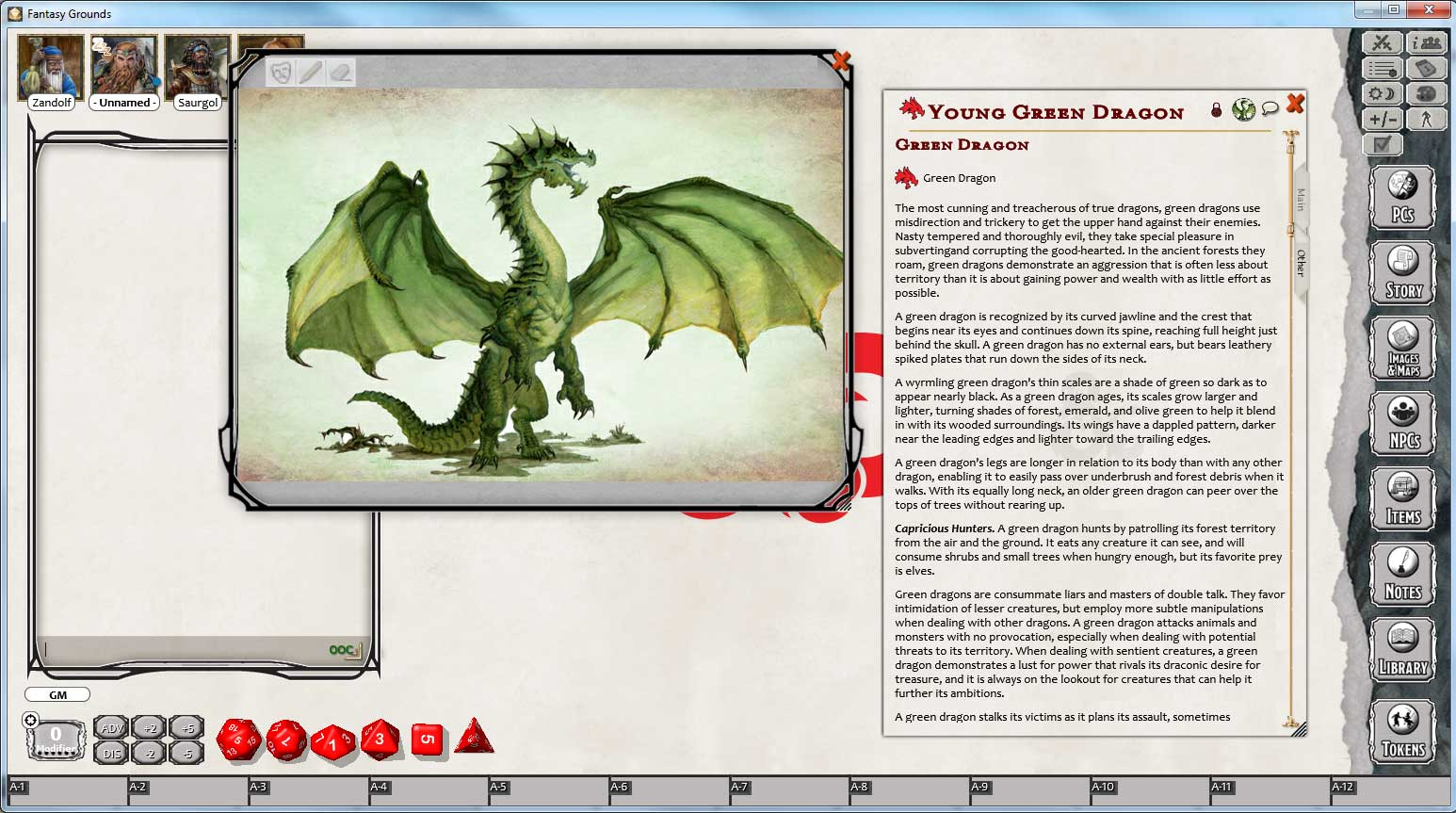 Wizard Releases New D&D 5th Edition Expansions for Fantasy Grounds