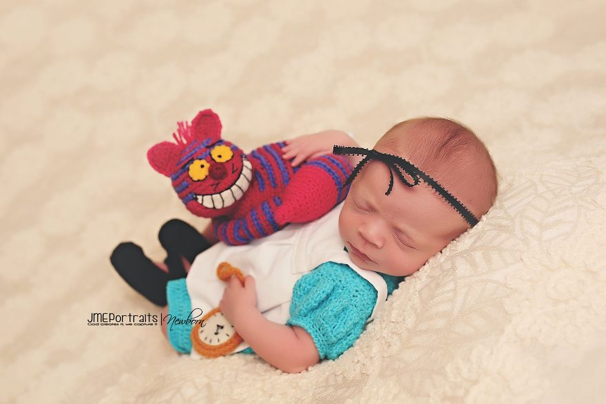 Heather Marter nany crochet