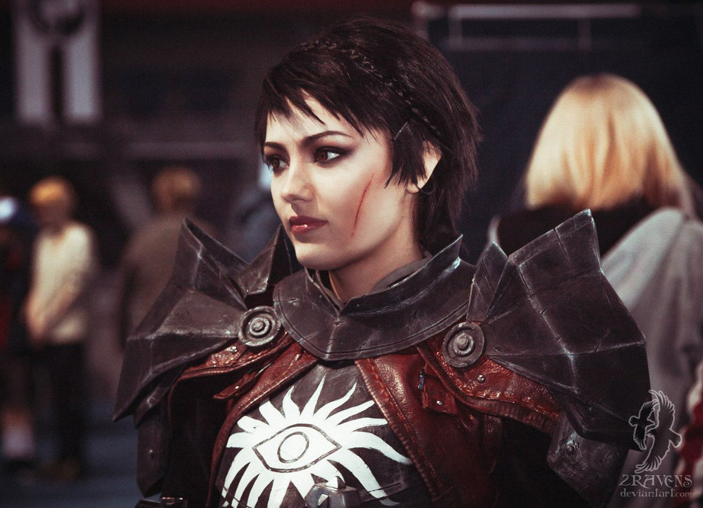 Dragon Age Fan Becomes Cassandra In Amazing Inquisition